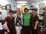 Kenron Pharmacy, Anne,Me,Jane,Ashley