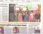 Picture in newspaper